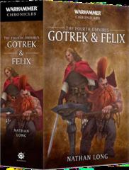 Gotrek & Felix: The Fourth Omnibus (Paperback)
