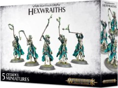 Nighthaunt Hexwraiths