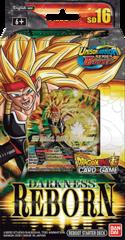DRAGON BALL SUPER CARD GAME REBOOT STARTER DECK 16 -Darkness Reborn- [DBS-SD16]