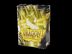 DRAGON SHIELD JAPANESE - MATTE YELLOW