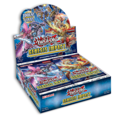 Genesis Impact 1st Edition Booster Box
