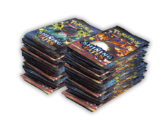 SHINING FATES 1/2 BOOSTER BOX 18 PACKS | Pre-Order CHARIZARD SHINY Pokémon NEW
