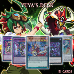 Legendary Dragon Decks - Yuya's Odd-Eyes Deck
