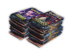 Pokemon 36 Booster Packs Hidden Fates
