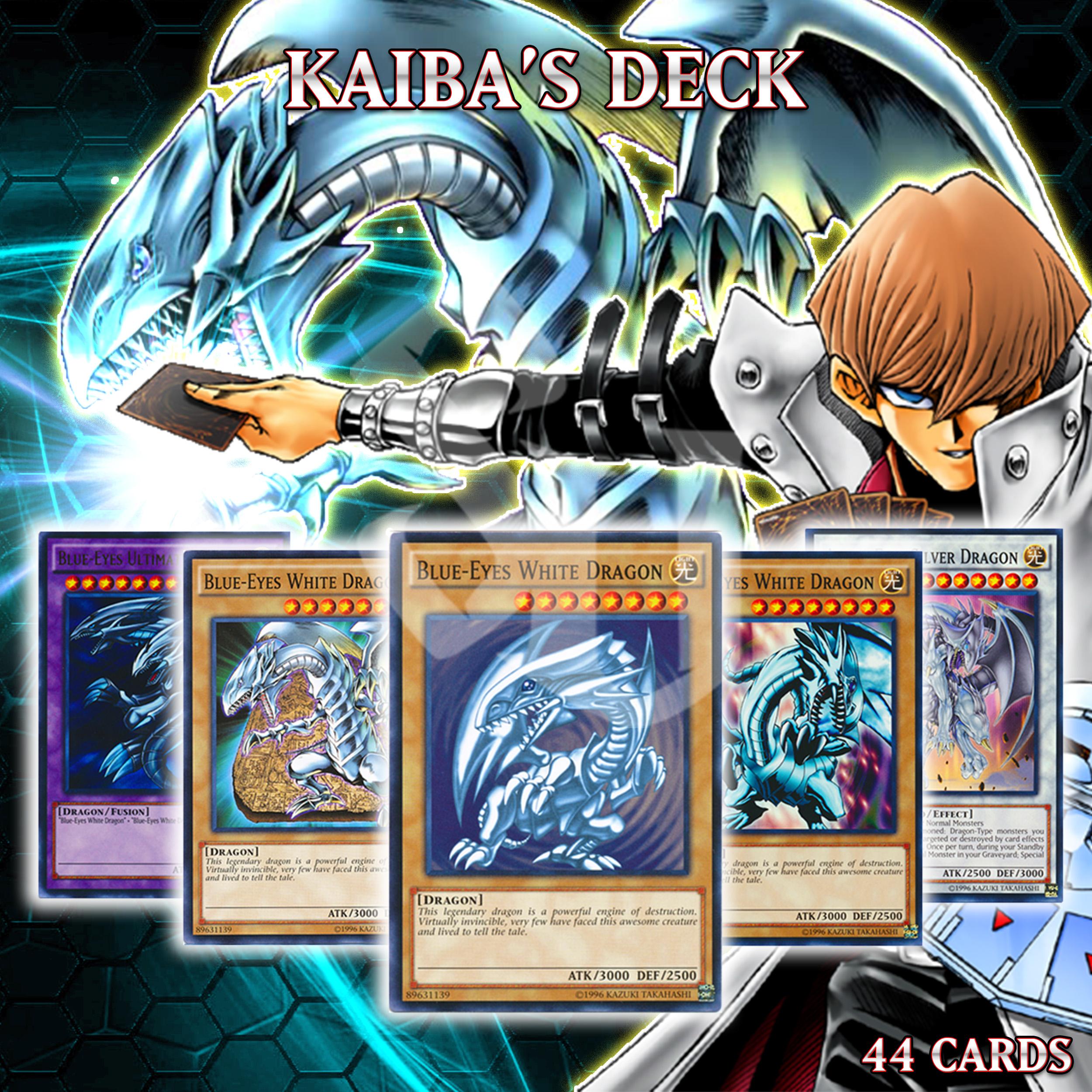 Legendary Decks II - Kaiba Deck