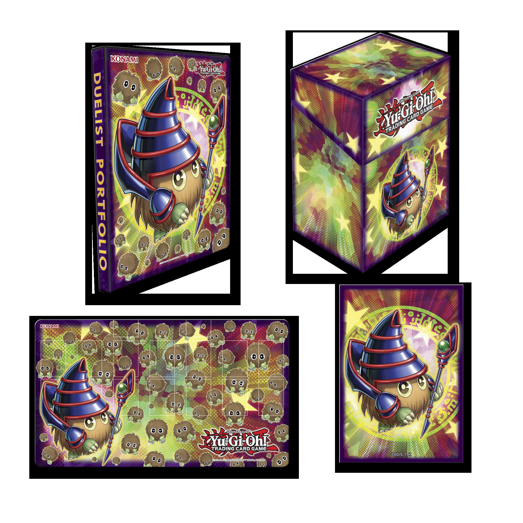 KURIBOH KOLLECTION SLEEVES DECK BOX PLAYMAT & BINDER   YuGiOh PRESALE 02/11/22