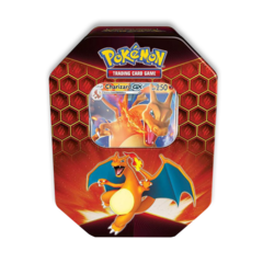 Hidden Fates - Charizard GX Tin