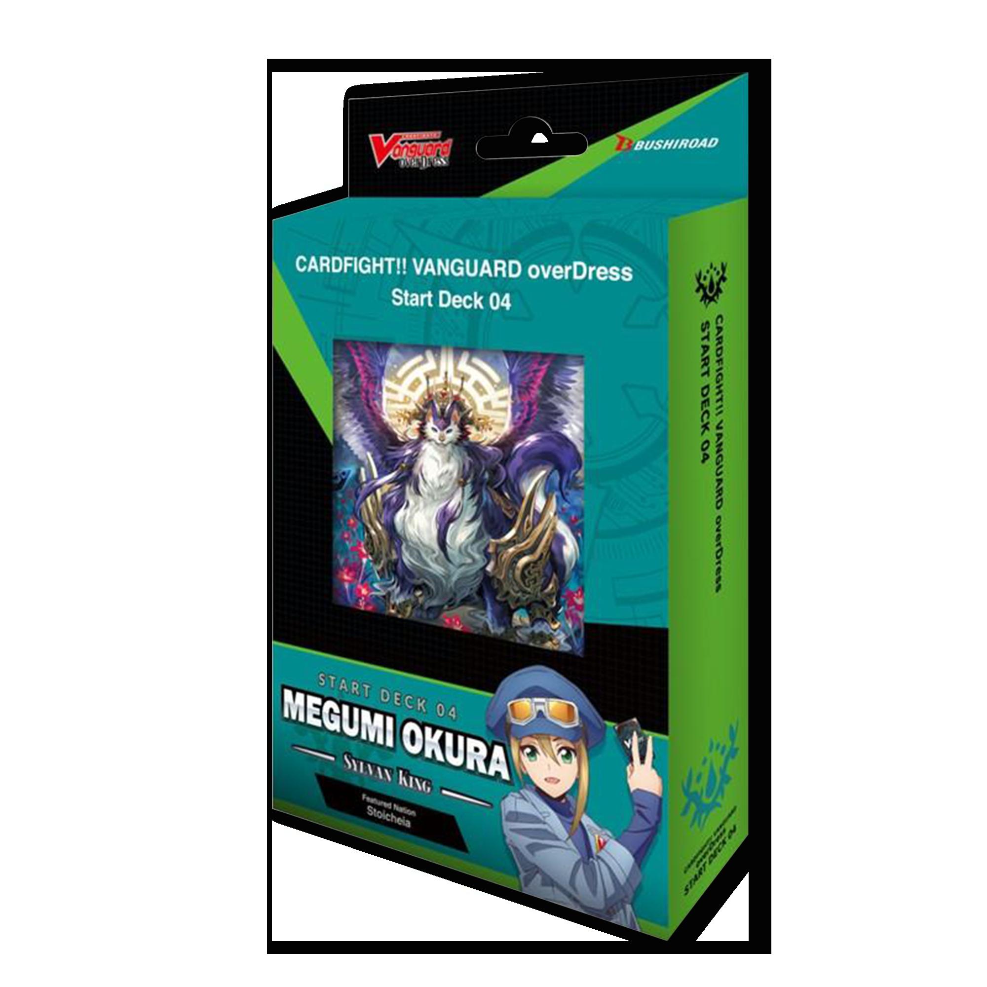 Cardfight!! Vanguard overDress - Sylvan King Start Deck