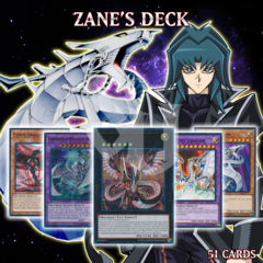 Legendary Dragon Decks - Zane's Cyber Dragon Deck