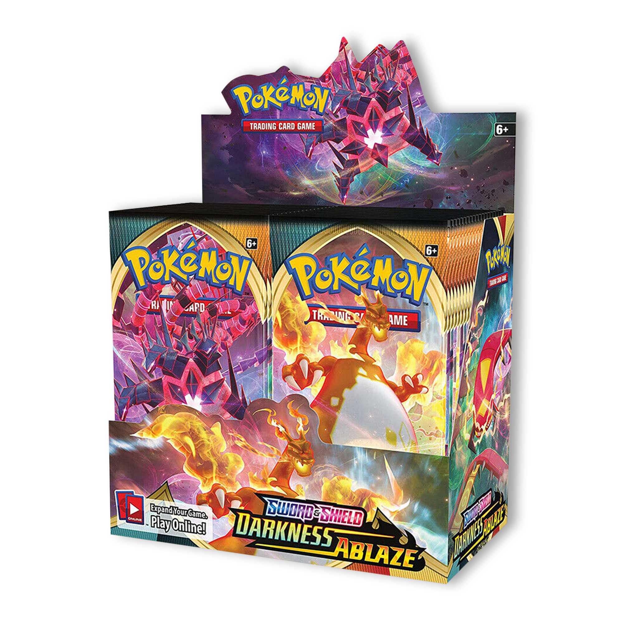 Sword & Shield - Darkness Ablaze Booster Box