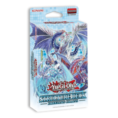 Structure Deck: Freezing Chains 1st Edition