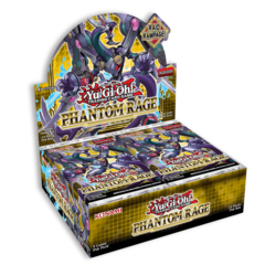 Phantom Rage 1st Edition Booster Box