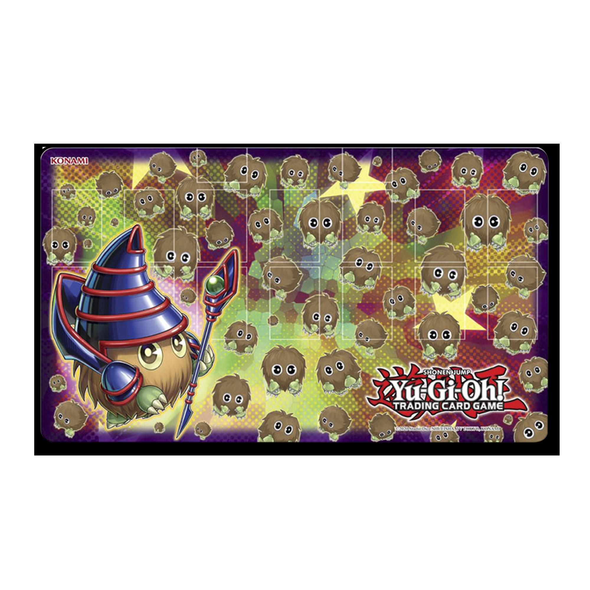 NEW KONAMI OFFICIAL KURIBOH KOLLECTION GAME MAT | YuGiOh PRESALE 02/11/22