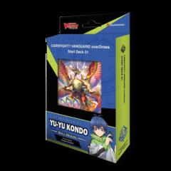 Cardfight!! Vanguard overDress - Holy Dragon Start Deck