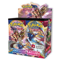 Sword & Shield - Base Set Booster Box