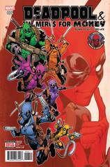 Deadpool And Mercs For Money #6