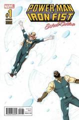 Power Man Iron Fist Sweet Christmas Annual #1 Anka Var