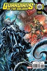 Guardians Of Galaxy #16 Best Bendis Moments Var