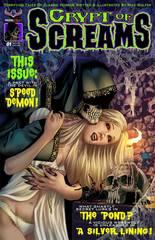 Crypt Of Scream #1 (Mr)