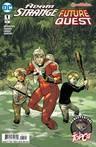 Adam Strange Future Quest Annual #1 Var Ed
