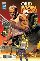 Old Man Logan #21 Past Lives Var
