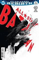 All Star Batman #4 Jock Var Ed