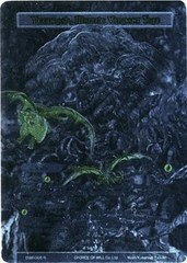 Yggdrasil, Malefic Verdant Tree  - ENW-068 - UR