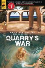 QUARRYS WAR #1 CVR B DALTON