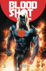 BLOODSHOT SALVATION #4 CVR A SUAYAN