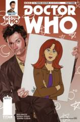 DOCTOR WHO 10TH YEAR THREE #11 CVR A MYERS & SMITH