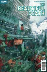 THE BEAUTIFUL DEATH (STATIX) #3 (OF 5)