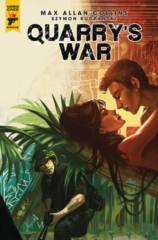QUARRYS WAR #2 CVR B IANNICIELLO
