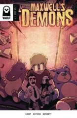MAXWELLS DEMONS #1 (OF 5)