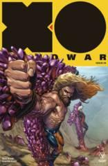 X-O MANOWAR (2017) #9 CVR A LAROSA