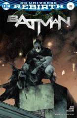 BATMAN #33 VAR ED