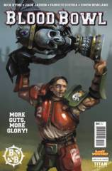 BLOOD BOWL MORE GUTS MORE GLORY #4 (OF 4) CVR A SONDERED