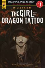 MILLENNIUM GIRL WITH THE DRAGON TATTOO #1 CVR D BOOK VAR