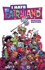 I HATE FAIRYLAND SPEC ED CVR A YOUNG (MR)