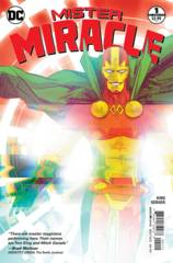 MISTER MIRACLE #1 (OF 12) 2ND PTG (MR)
