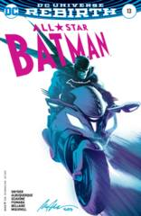 ALL STAR BATMAN #13 ALBUQUERQUE VAR ED