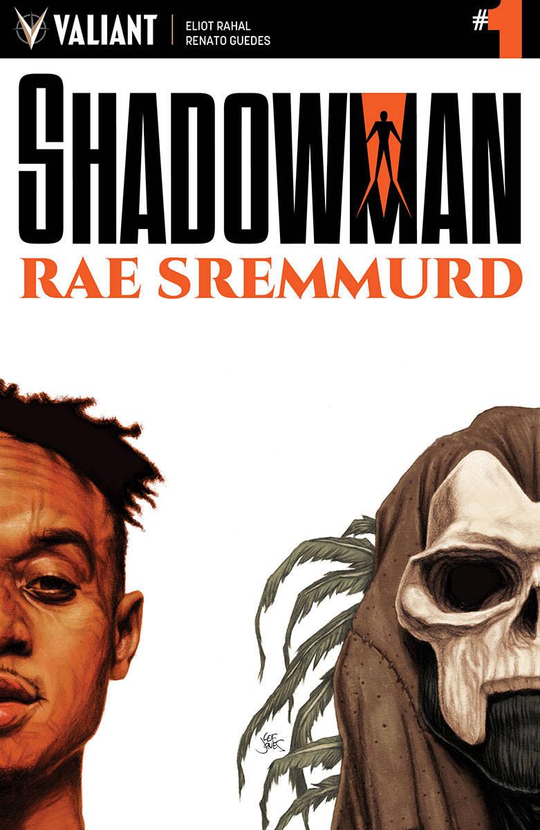 SHADOWMAN/RAE SREMMURD #1 CVR B INTERLOCK JONES