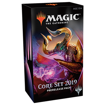 Core Set 2019 Prerelease #2 - 4:30pm SAT