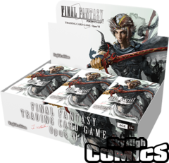 Final Fantasy TCG: Opus VI Booster Box Sealed Case (6 boxes)