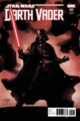 STAR WARS DARTH VADER #5 DODSON VAR