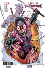 EDGE OF VENOMVERSE #2 (OF 5) LIM VAR