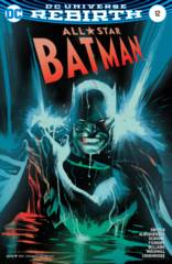 ALL STAR BATMAN #12 ALBUQUERQUE VAR ED