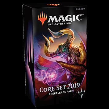 Core Set 2019 Prerelease #4 2HG - 4:30pm SUN