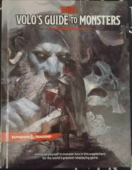 Dungeons & Dragons - Volo's Guide To Monsters