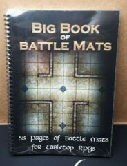 Big Book of Battle Mats: Fantasy