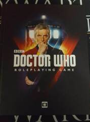 BBC Doctor Who - Core Rulebook